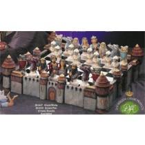 Dragon Lore Chess Set Board included