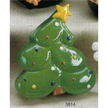 "Chirstmas Tree Box 6""L"