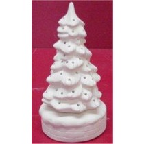 "Christmas Tree 7""t with base"