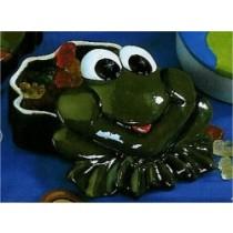 """Cute Frog Box 5""""D"""
