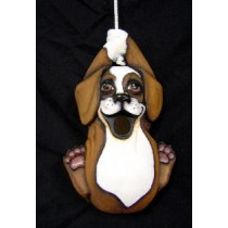 "DH Dog Birdhouse 11x6"" rope kit included"