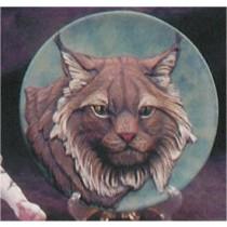 "Bobcat Plate 8"""