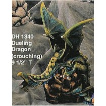 "DH Dueling Dragon 9.5""t"