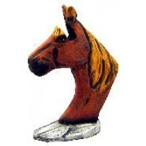 Horse Eyeglass holder 6x4""