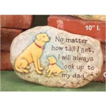 "CPI Dog Dad Slab 6.5"""