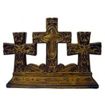 "DH Trinity Cross 9""T"