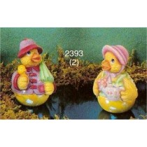"Cute Duck Set 3.5""T"