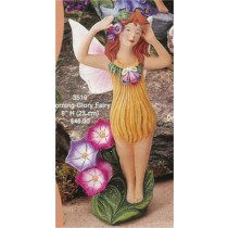 "Morning Glory Fairy 9""T"
