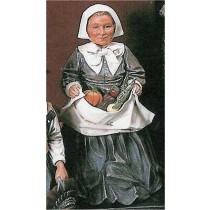 """Female Pilgrim 9""""t"""
