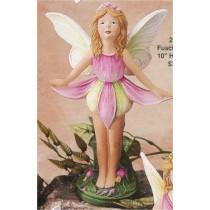 """Fuchsia Fairy 10""""T"""