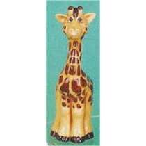 "Necktie the Giraffe 7.5""t"