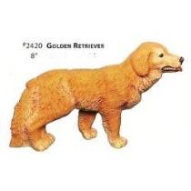 "2420 Golden Retriever 8"""