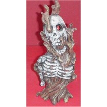 """Skeleton Trapped in Tree 14.5""""t"""