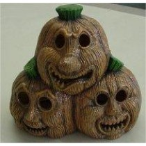 "Pumpkin Trio 6""tall"