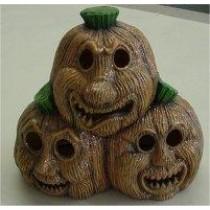 """Pumpkin Trio 6""""tall"""