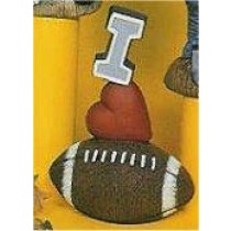 """I Love Football 7.5""""T"""