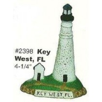 Key West Lighthouse 4.24""