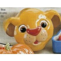 "Lion Cub Box 6""L"