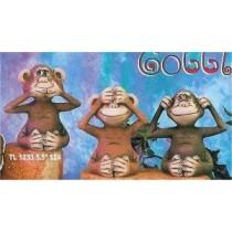 """CPI Monkey Set 5.5""""T"""