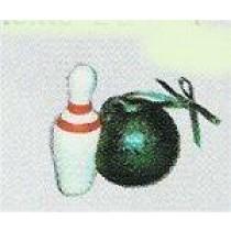 "Bowling Ornament 2.75"""