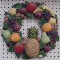 "Fruit Wreath 16""D"