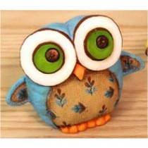 "A Mini Large Eyed Felty Owl 4""t - CPI"